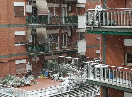 Neve a Roma: scuole chiuse per allerta meteo