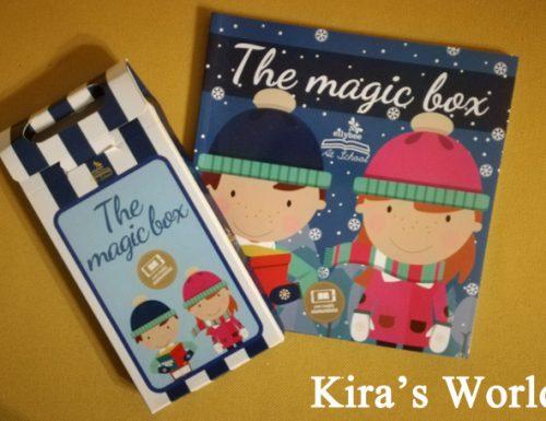 The Magic Box, Ellybee insegna l'inglese ai bambini