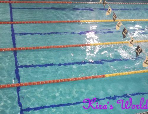 Il mio primo anno di nuoto