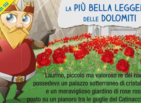 Re Laurino – Leggenda animata per bambini arriva su Google Play