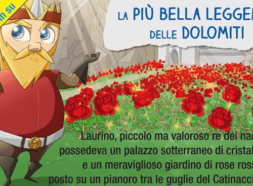 Re Laurino – Leggenda animata per bambini arriva su Google Play
