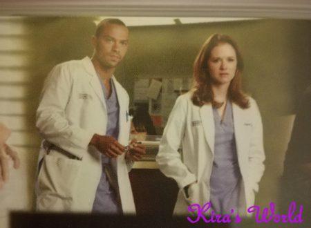 Grey's Anatomy, finale tragico per April Kepner?
