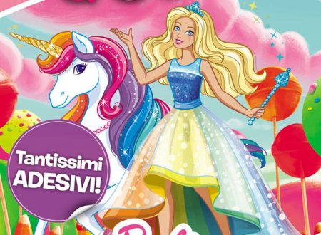 Gioca e Colora con Barbie Dreamtopia