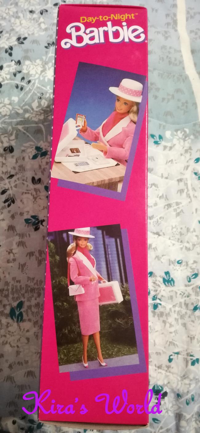 Barbie al lavoro