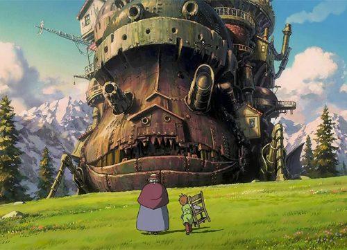 Cinema in piazza: Miyazaki al Casale della Cervelletta