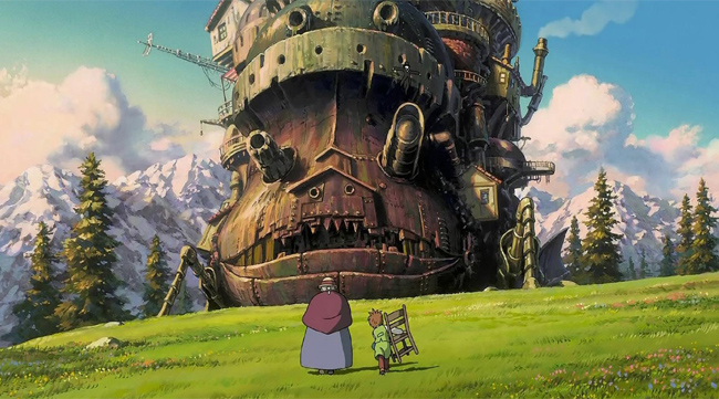 Rassegna Miyazaki al Casale della Cervelletta