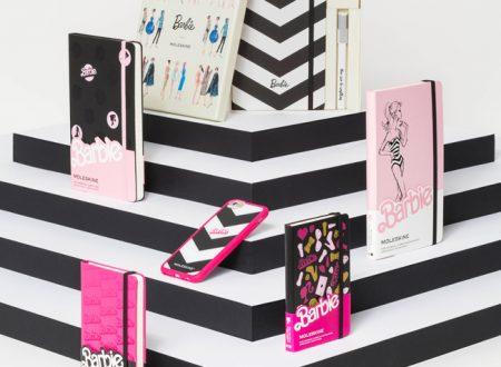 Moleskine lancia la Limited Edition dedicata a Barbie