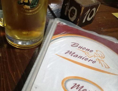 Le Buone Maniere, pizzeria a Roma