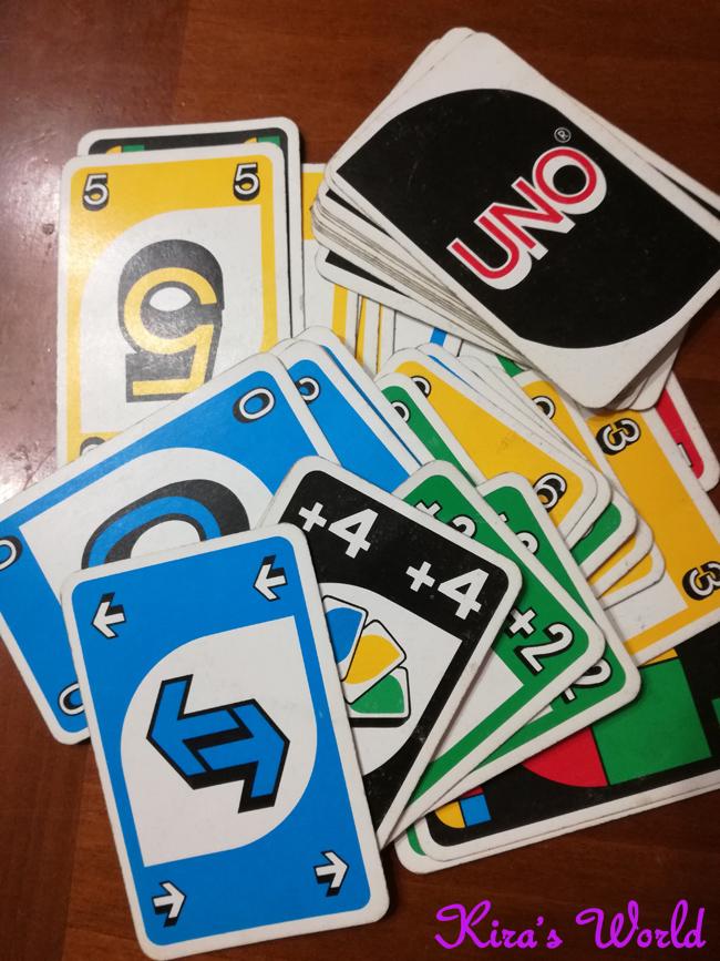 Le carte di Uno