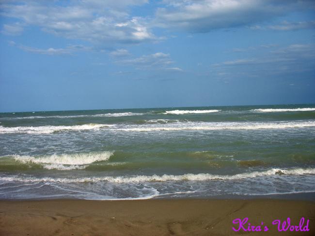 Mare ad agosto