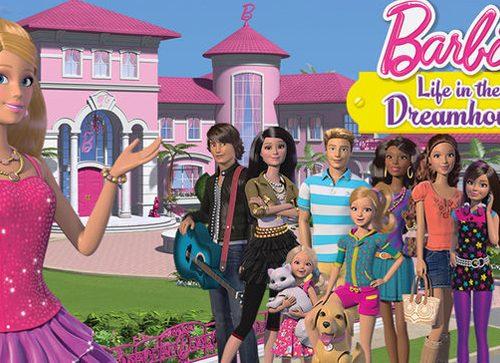 Barbie Life in the Dreamhouse, la serie
