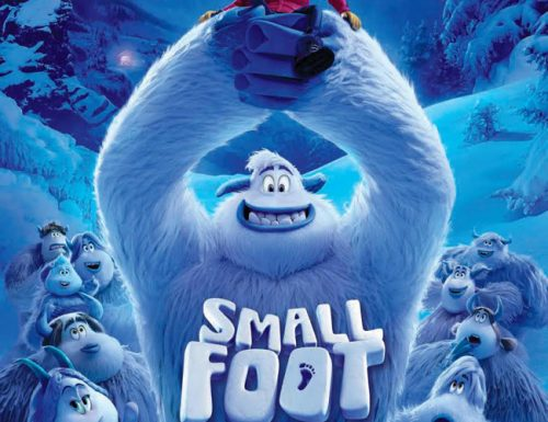 Smallfoot Il mio amico delle nevi: il trailer ufficiale