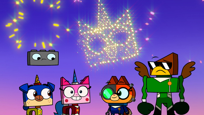 Unikitty su Cartoon Network