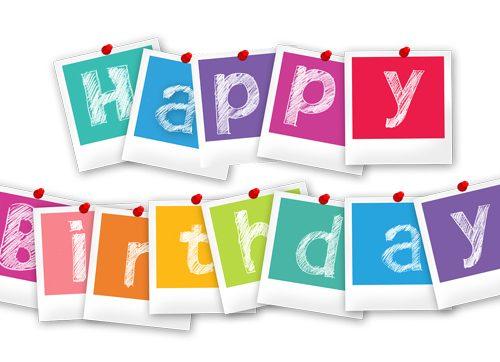 L'emozione di un compleanno tra organizzazione e feste