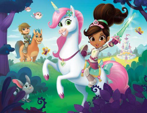 Nella principessa coraggiosa, il nuovo cartone su Cartoonito