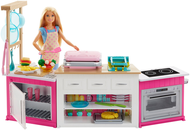 la pizzeria di barbie
