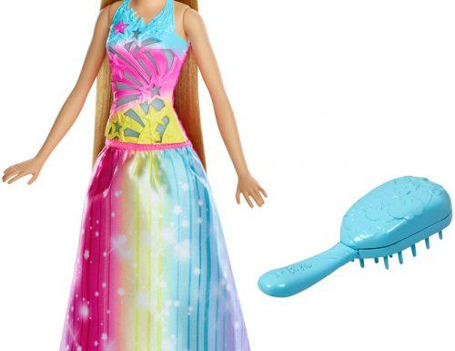 Barbie Pettina e Brilla arriva nel mondo di Dreamtopia