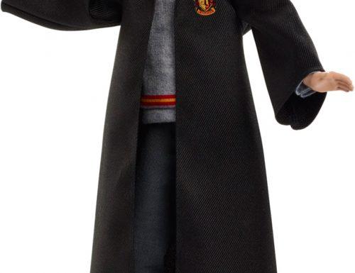 Mattel lancia le nuove bambole ispirate ad Harry Potter