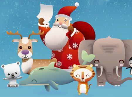 La lettera da Babbo Natale con Poste Italiane