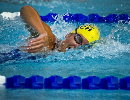 Sport in piscina: i benefici dell'acqua su di me