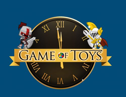 Game of Toys, il quiz a premi di Toys Center