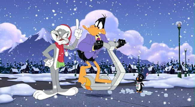 Natale Looney Tunes