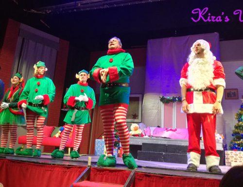 Babbo Natale e la meravigliosa favola di Natale