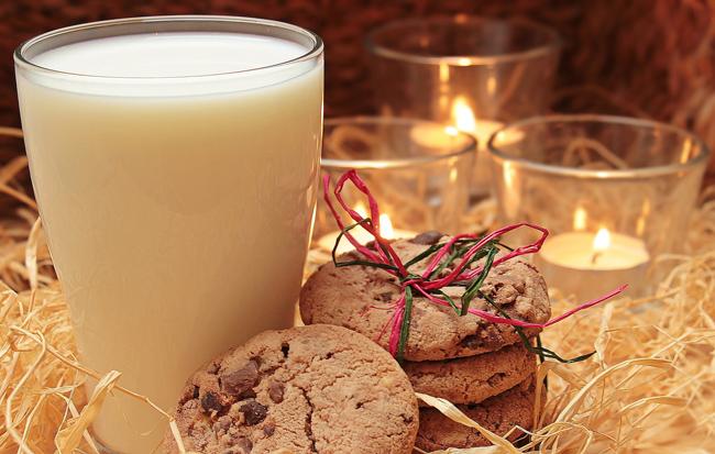 Biscotti per Santa Lucia