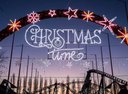 Mirabilandia, arriva il Christmas Time