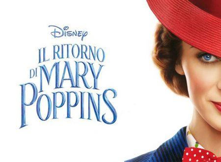 Il ritorno di Mary Poppins, la mia recensione