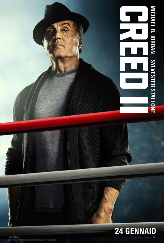 Creed II - Sylvester Stallone