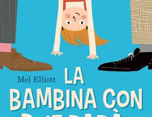 La bambina con due papà, il libro di Mel Elliot