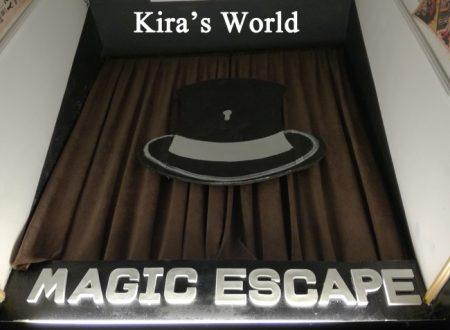 Magic Escape Room: lo studio di Houdini. La nostra esperienza