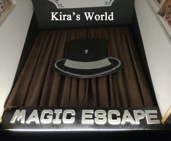 Magic Escape Room