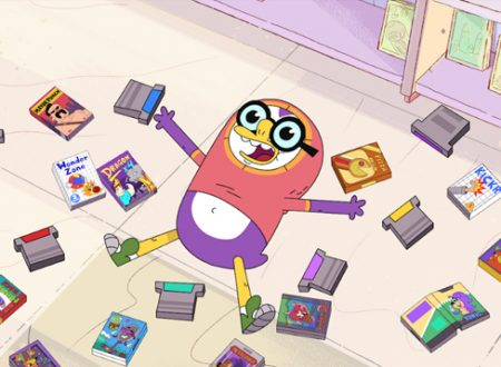 Oswaldo, la nuova serie in onda su Cartoon Network