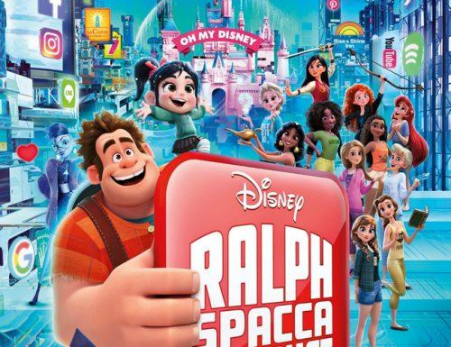 Ralph Spacca Internet, la recensione del film
