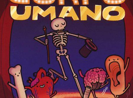 Lo spettacolo del corpo umano, il libro di Maris Wicks