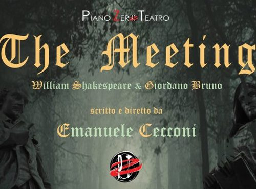 The Meeting: la campagna crowdfunding di Piano Zero Teatro