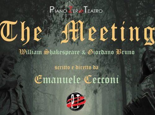 The Meeting: la campagna crowdfunding di Piano Zero Teatro