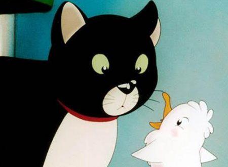 La gabbianella e il gatto torna al cinema