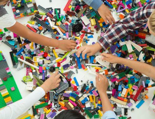 Diventa il primo LEGO Master Builder d'Italia