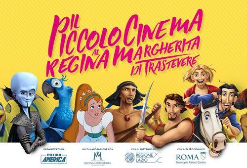 Il Piccolo Cinema al Regina Margherita di Trastevere