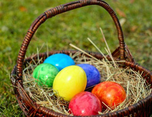 Caccia alle uova al Luneur Park