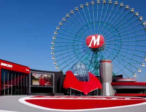 Ducati World, la nuova area tematica di Mirabilandia