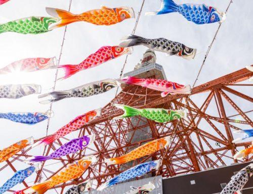 Dalla Golden Week ai festival, inizia una stagione di grandi eventi a Tokyo