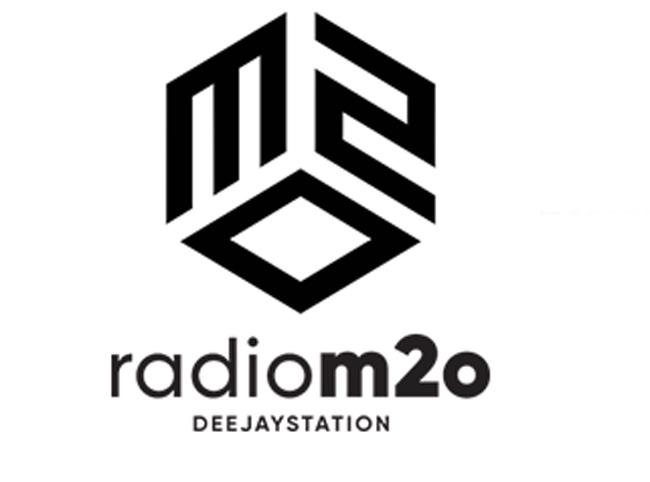 Radio M2o, il nuovo logo