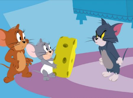 Tom & Jerry Channel arriva su Boomerang