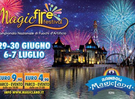 Magic Fire Festival a Magicland