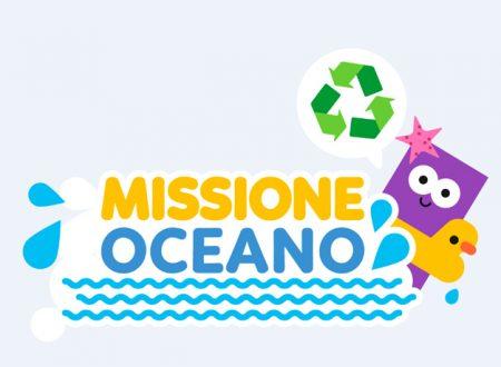 Cartoonito celebra la Giornata Mondiale degli Oceani