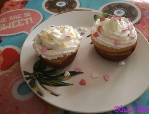 I muffin dell'amicizia: la ricetta di Micol